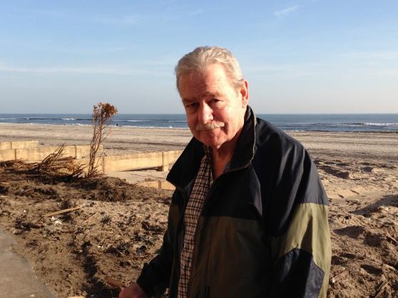 Rockaway Beach, post-Sandy