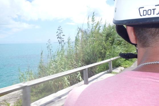Motorbiking In Bermuda
