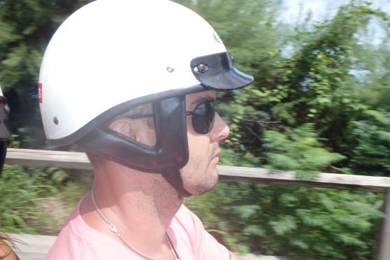 Bermuda Motorbike